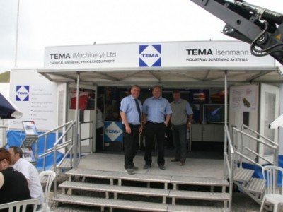 Hillhead 2012 - 19 to 21 June on Stand F10