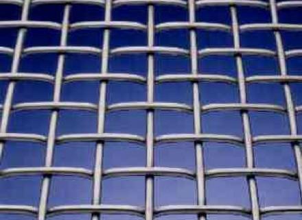 Asphalt woven wire screen meshes from Tema Isenmann.
