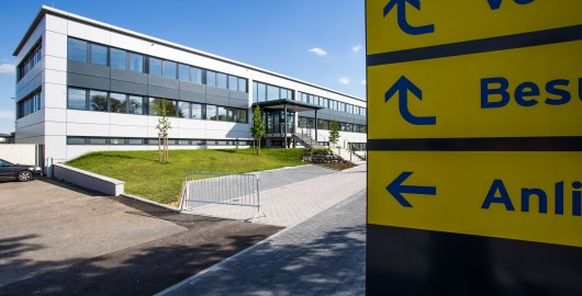 Isenmann Siebe GmbH have relocated to new premises.