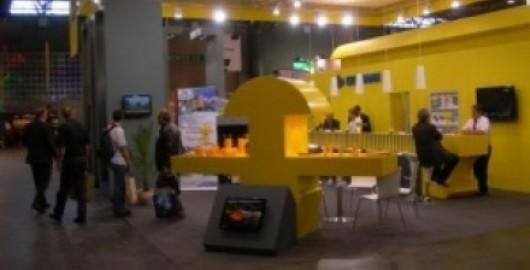 Tema exhibit at Bauma 2010