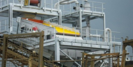 Tema Isenmann increase the efficiency of screening for Norton Bottoms upgrade.