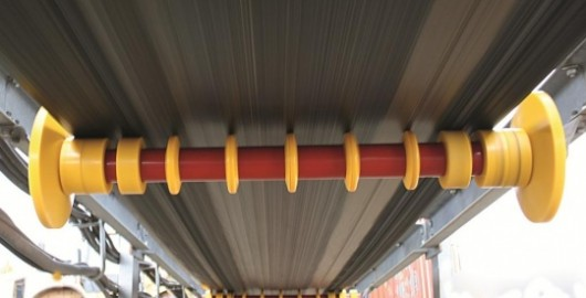 Conveyor Belt Roller Protection